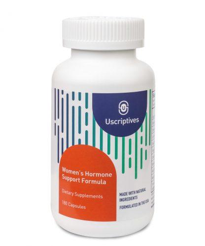 women's hormone support menopausal formlua - 180 count