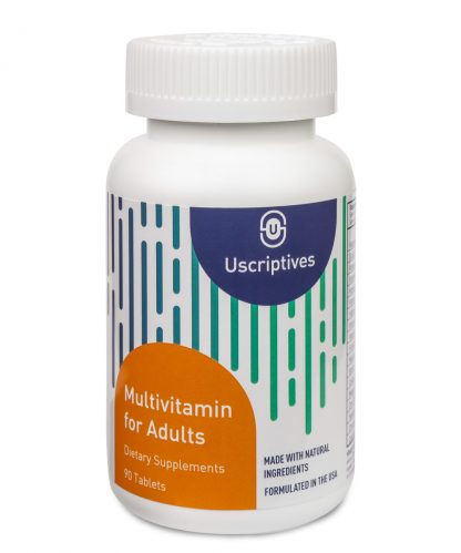 multivitamin for adults - 90 count