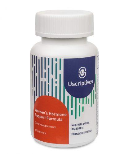 women's hormone support menopausal formlua - 60 count