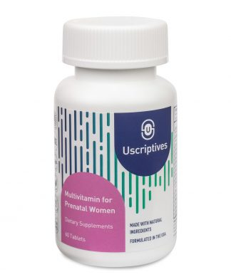 prenatal multivitamin - 60 count