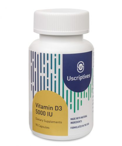 best vitamin d3 5000 supplement - 90 count